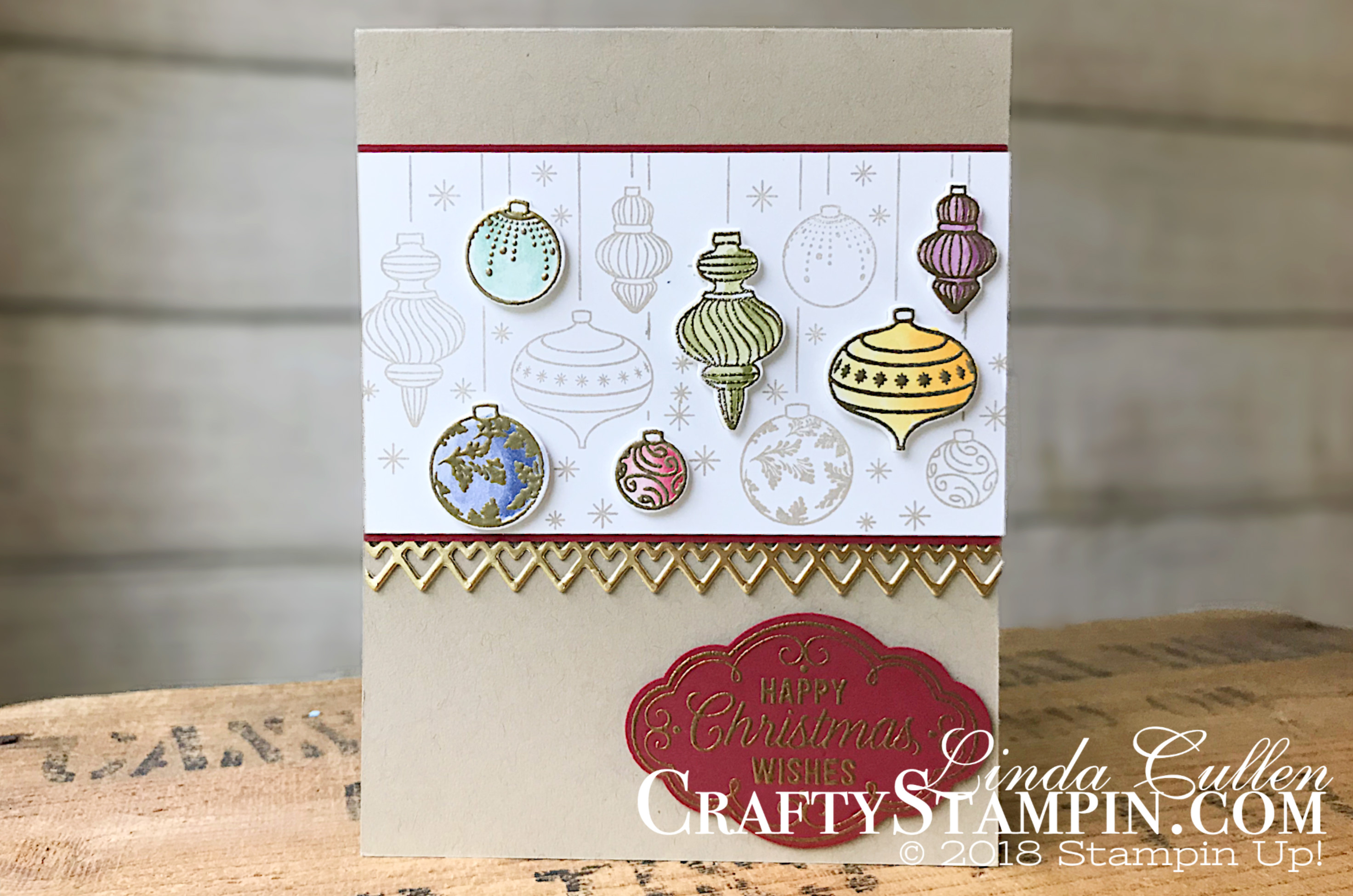 Home Crafty Stampin