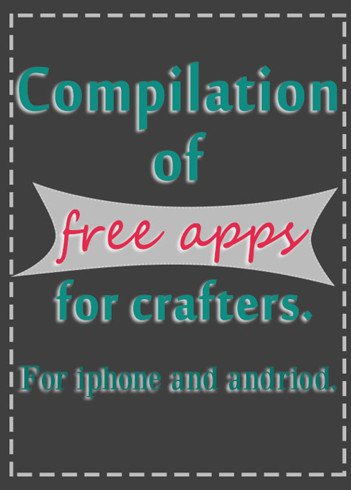 free apps for crafters
