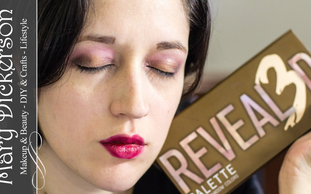 Fall Makeup tutorial coastal scents revealed 3 palette