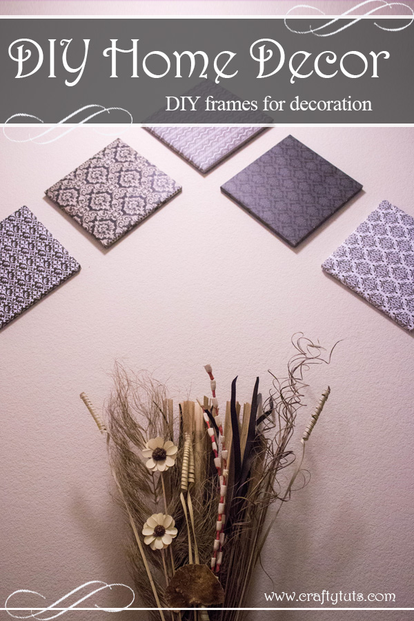 How to make wall art for home decor DIY home decor