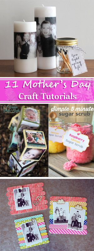 Mother day craft