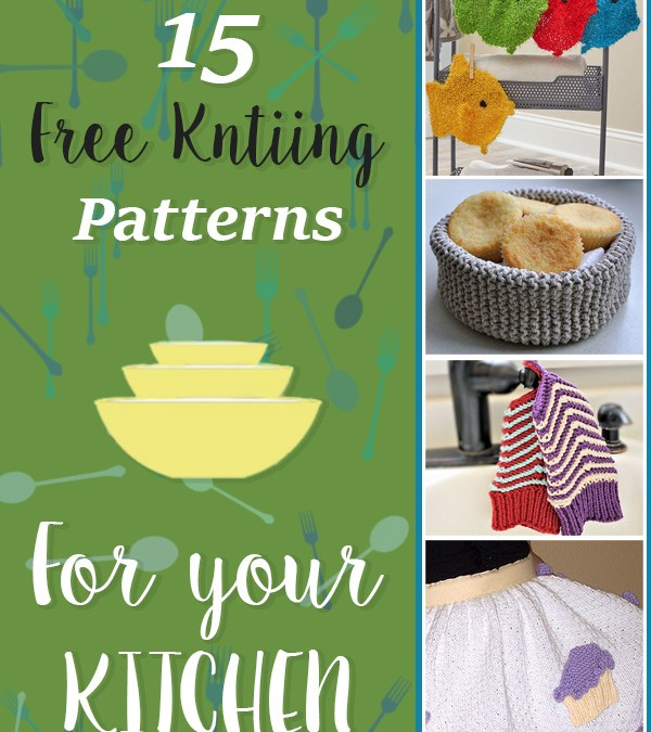 Free Knitting Patterns for your kitchen