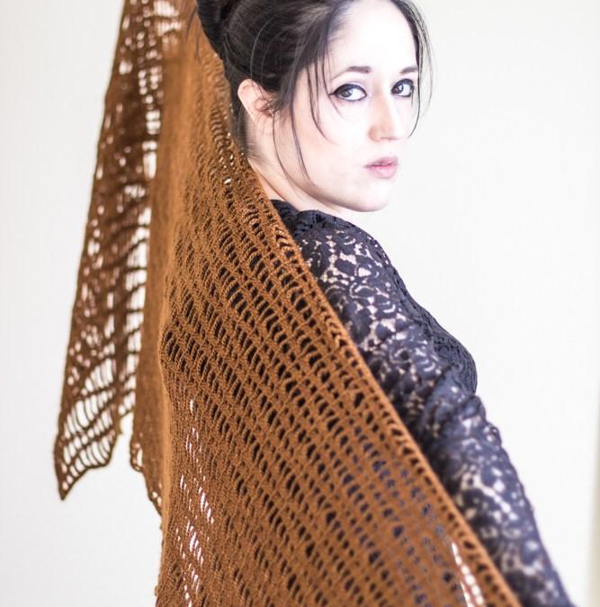 Summer Solstice Stole Crochet Pattern