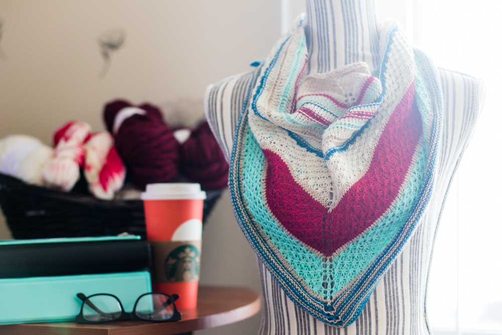 Christmas Cookie Shawl