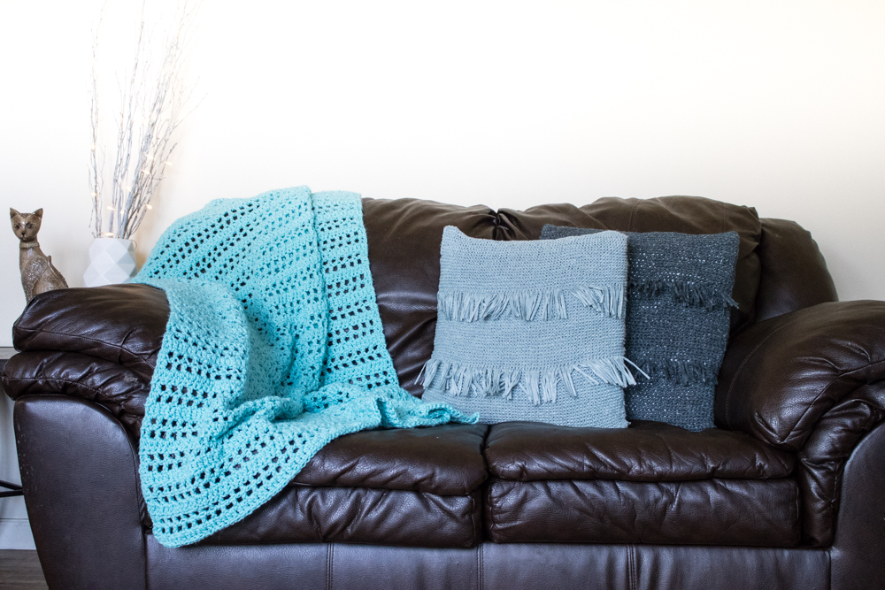 Summer Throw Free Crochet Pattern Pattern