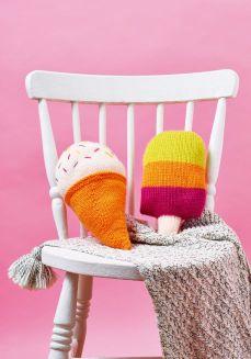 Ice Cream & Ice Lolly Cushions