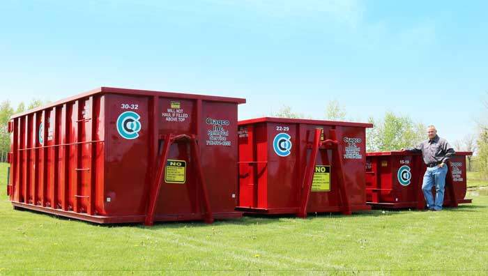 Dumpster Rental Cheektowaga New York