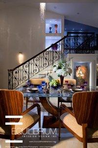 Equilibrium Interior Design, Ft Lauderdale Residence