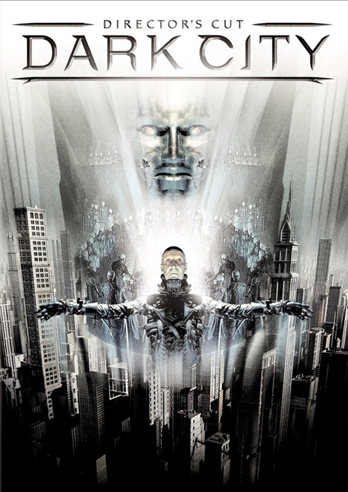 """Dark City"" movie poster"