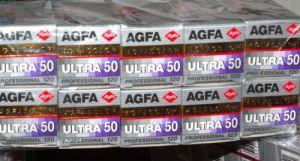 Agfa Ultra 50