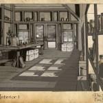 Honey House Interior Concept 1