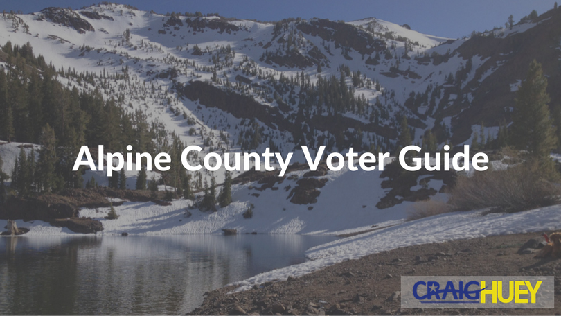 Alpine County Voter Guide