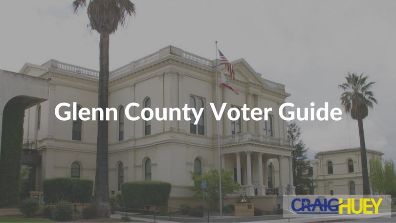 Glenn County Voter Guide