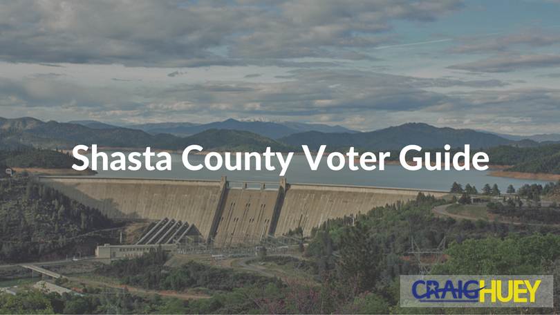 Shasta County Voter Guide