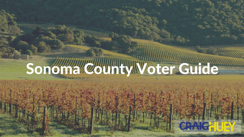 Sonoma County Voter Guide