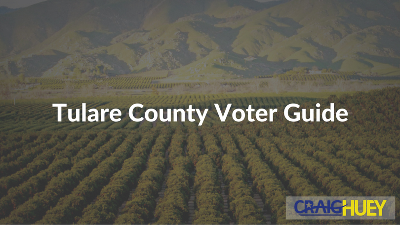 Tulare County Voter Guide