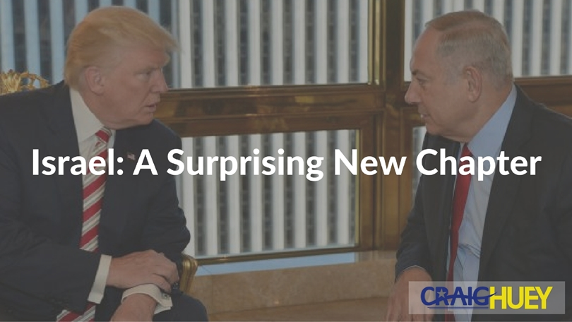 Israel: A Surprising New Chapter