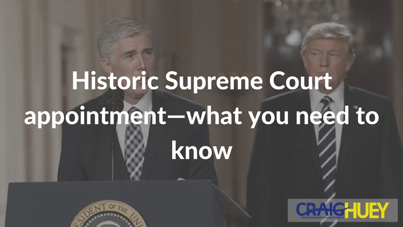Historic Supreme Court Appointment—What You Need to Know