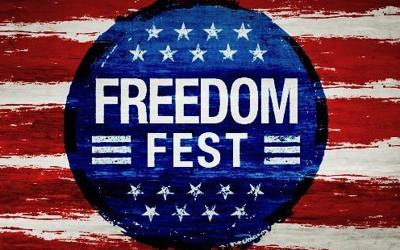 Join Me at Freedom Fest 2020
