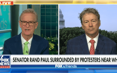 Rand Paul and Others Face Beating and Death by Ideologically-Driven Mob [Must See Video]