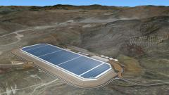 This Is the Enormous Gigafactory, Where Tesla Will Build Its Future | WIRED
