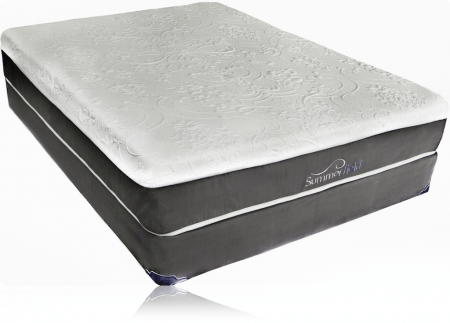 Summerfield Gel Emma Firm Memory Foam Mattress