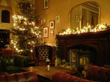 Image result for craig y nos christmas