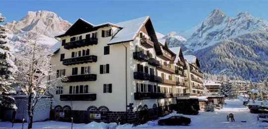 San Martino di Castrozza Hotel Th Hotel Majestic