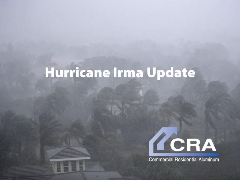 Hurricane Irma Aftermath Update
