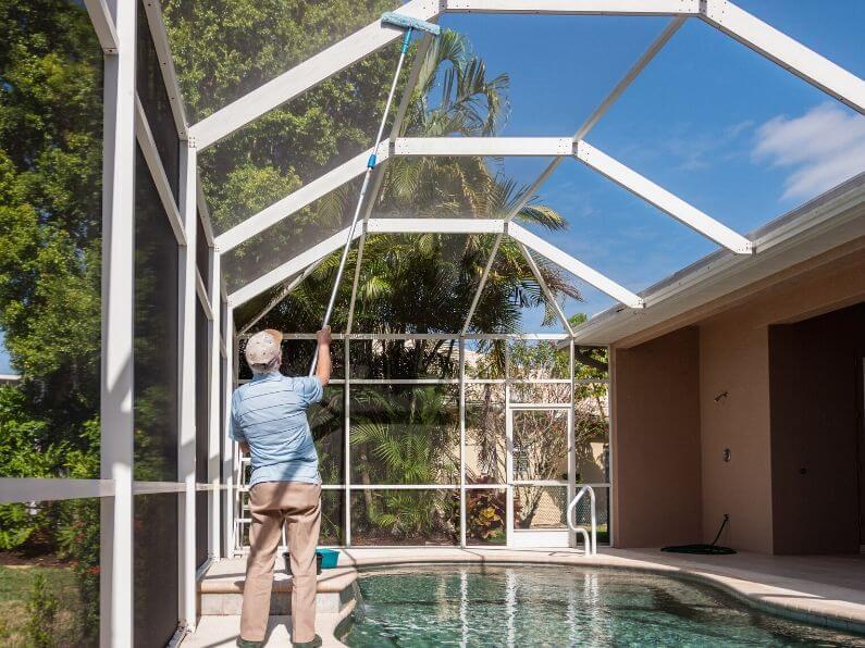 pool patio enclosures archives page