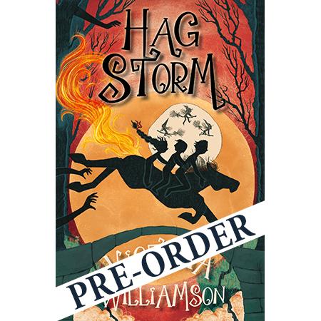 Hag Storm by Victoria Williamson – Cranachan Publishing
