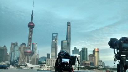 Tour of Shanghai & Suzhou, China