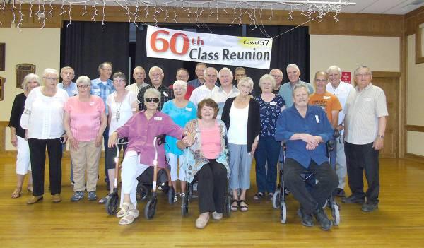 Mount Baker Class of '57 reunion - Cranbrook Daily Townsman