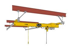 Ceiling Mounted Underhung Bridge Crane