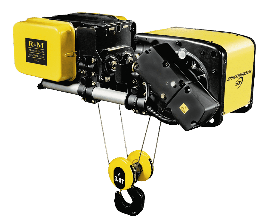 Electric Wire Rope Hoist – Cranewerks | Stainless Steel Hoist
