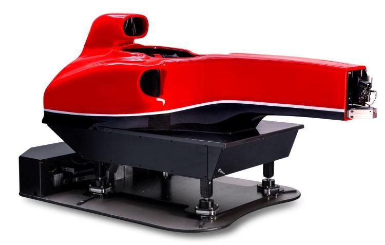 Formula Simulator - Cranfield Simulation