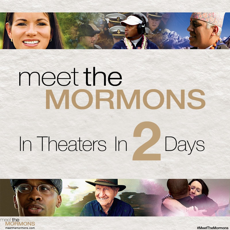 How long is meet the mormons