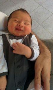 ettore foto neonato
