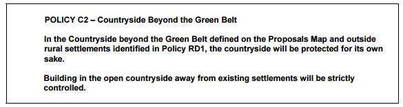 Waverley Borough Council policy C2