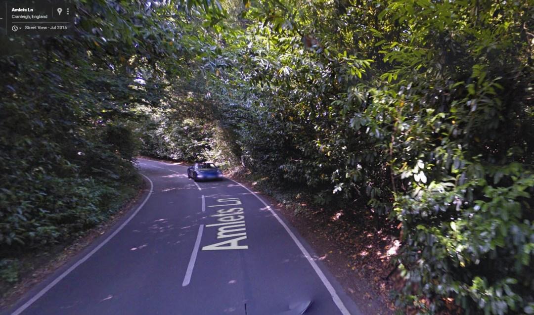 Amlets lane width