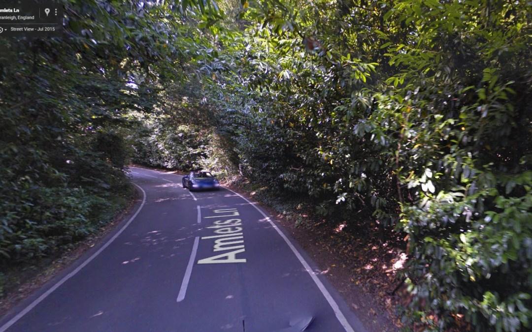 Parish Council Object to Amlets Lane