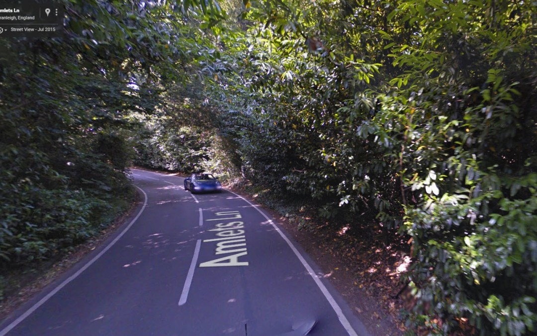 Parish Council Object to Amlets Lane