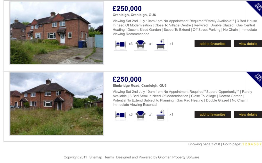 Waverley selling off affordable housing in Cranleigh