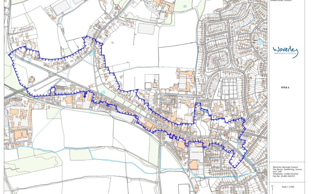 High Street Conservation Area Extended