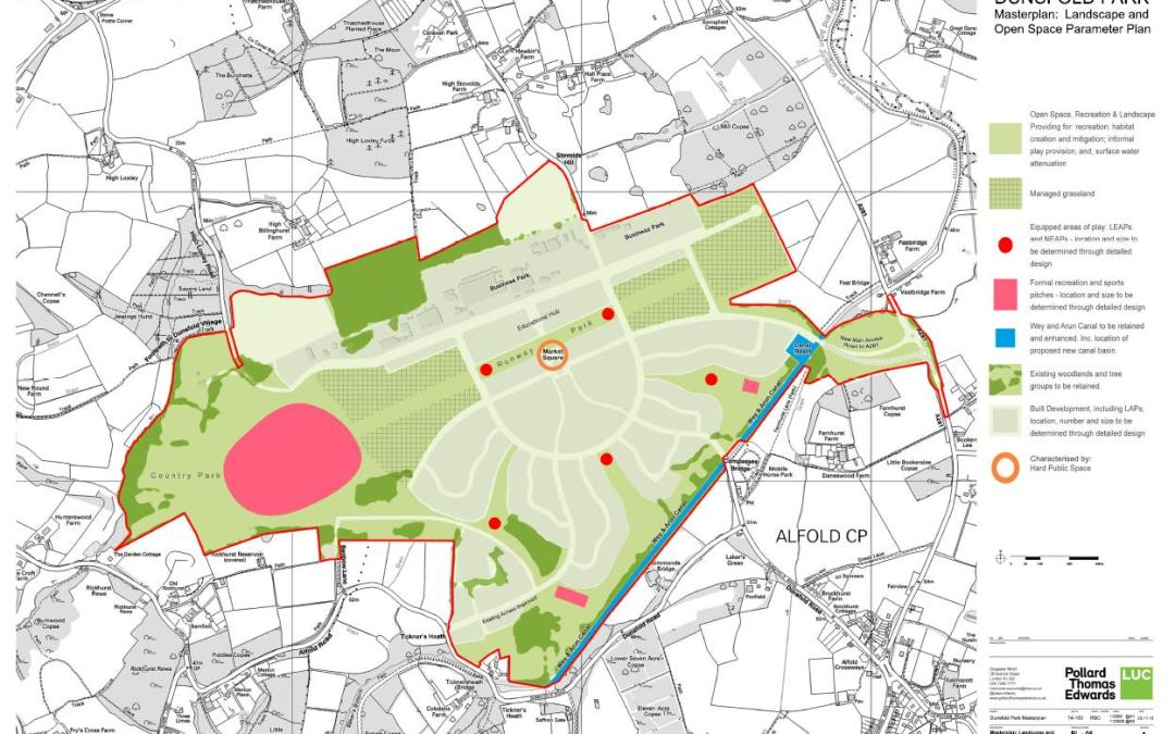 Dunsfold Park Goes Before Committee