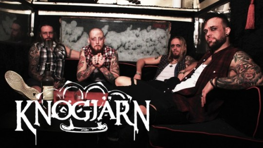 Interview: Knogjärn – Metal core in Swedish!