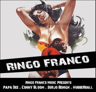 Live-recension: Ringo Franco på Saga Salongen i Torshälla/Live-review: Ringo Franco at Saga Salongen in Torshälla, Sweden