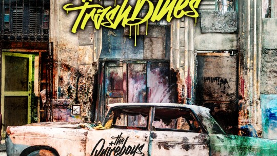 Review: The Quireboys – White Trash Blues