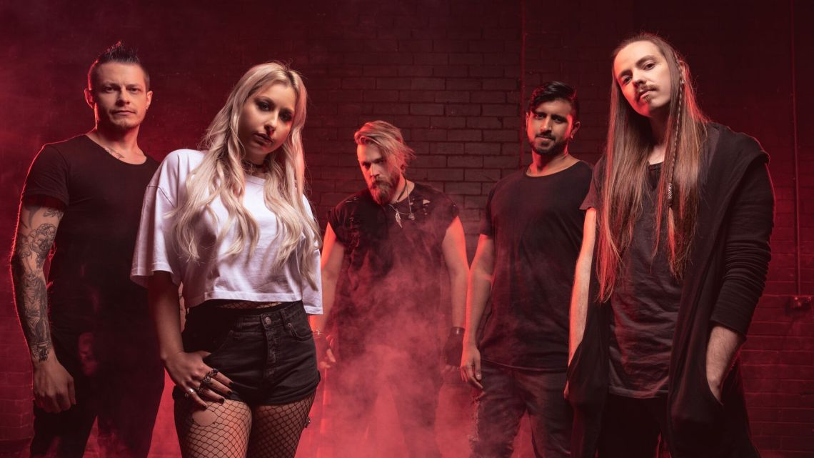 Interview with Monica Strut Vocalist of The Last Martyr