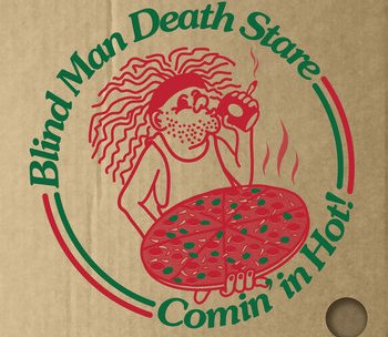 "Crannk Reviews Blind Man Death Stare ""Comin' In Hot"" album"